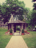 The Gazebo by JackieRosePhotos