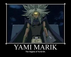Yami Marik Demotivational by LadyWinterEldritch
