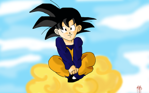 Goten by RandomPineapple