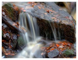 small waterfall 2 by mzkate