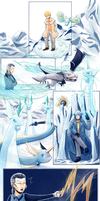 PDL R2: When Ice King meets Snow Queen by Eledora
