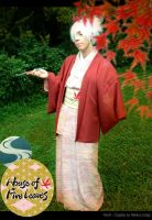 Yaichi - House of Five Leaves by Orcagirl2001