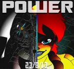 Teaser Poster 3 'Power' by WildSpaceSaga