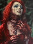 Queen of the hearts_alternative zombie story_3 by AngeliqueDeSange