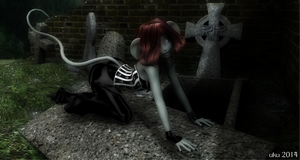 Grawling on my grave by Ukuli