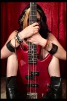 Bassist 2 by enigma-tyck