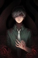 KANEKI? 2.0 by SorceressDream