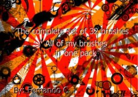 The complete set brushes by phamexpress12