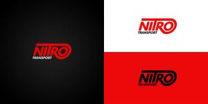 Logo 30: Nitro Transport by zainadeel