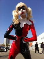 Harley Quinn - Blondes have more fun by Bene-hime