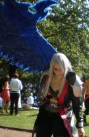 Sephiroth by Chaos-Sephi