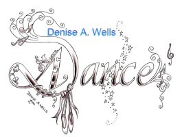Dance tattoo by Denise by DeniseAWells