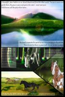 Pass The Way - Prologue 1 page by DoireannFriz