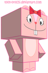 Giggles cubeecraft by Toon-Orochi