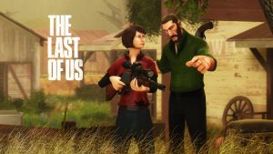 The Last of Us by DemIIsaK