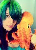 My Octopus and I by miss-octopie