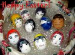 Happy Easter no Jutsu. by LOTUS-ink