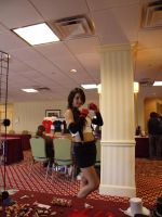 Tifa at Anime Detroit 2010 by CynicalSniper