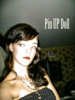pin up doll by Vanawen