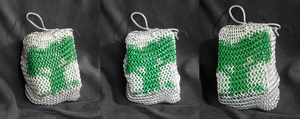 Green Mana Deck Bag by Tarliman