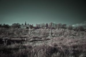 Infrared Photo by darkHunTer2009