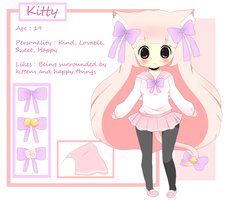 Kitty Reference+Contest by PuffyPrincess