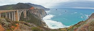 California Coast by tundra-timmy