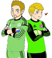 Goal keepers ftw by robotic-phoenix