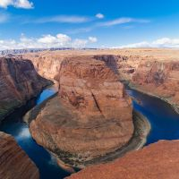 Horseshoe Bend I by j-ouroboros