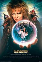 Labyrinth Movie Poster by come-on-feet