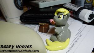 Custom Pony - Derpy Hooves by Residentfriendly