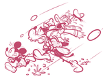 Mickey, Donald and Goofy by JamesmanTheRegenold