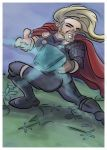 Sexy Thor by not-sleeping