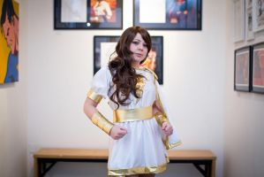 Mary Marvel by Drunkleycp