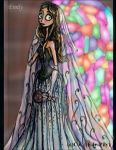 The Corpse Bride -Living by Lily-pily