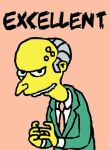 Mr Burns- Exxxxxxxcellent by Neopog