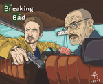 Breaking bad by bastienblanc