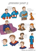 Avengers Dump 2 by LauraDoodles