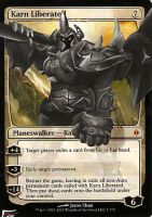 Mordekaiser is best planeswalker.  hue hue hue by BlackWingStudio