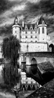 BW CASTLE by klefer