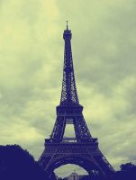 I love Paris every moment by SuicideSunday