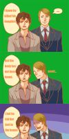 [Hannibal]Fresh meat.... by eilinna