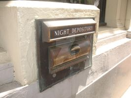 Night Depository by ChibiLisi