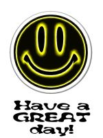 Have a GREAT day by BL8antBand