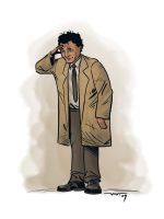 Columbo by MichaelVogt