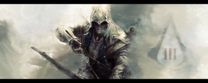 Connor Assassin Creed III by Ragnellz