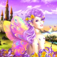 Butterfly Fairy by Jassy2012