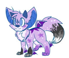 Custom for xxvioletkitsunexx by lonely-galaxies