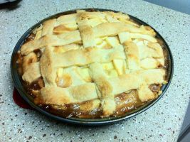 Apple Pie by Corselia