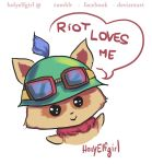 Teemo sketch by HolyElfGirl